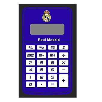 Calculator Real Madrid C.F. Blue White