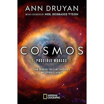 Cosmos Possible Worlds by Ann Druyan - 9781426219085 Book