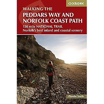 The Peddars Way and Norfolk Coast path - 130 mile national trail - Nor
