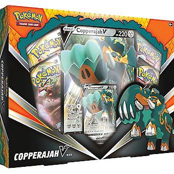 Pokémon TCG - Copperajah V Box