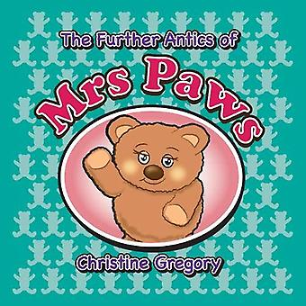 Further Antics of Mrs Paws by Christine Gregory - 9781916106697 Book