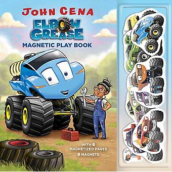 Elbow Grease Magnetic Play Book by John Cena