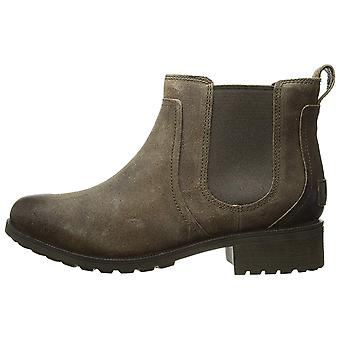 Ugg Australia Womens Bonham Round Toe Ankle Chelsea Boots
