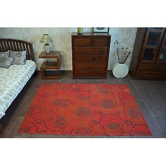 Rug VINTAGE 22213/021 red classic
