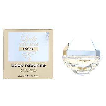 Paco Rabanne Lady Million Lucky Eau de Parfum 30ml Spray For Her