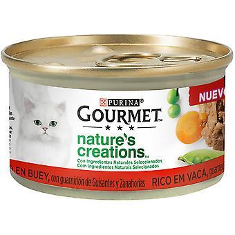 Gourmet Nature's Creations Mini Filetes de Buey (Cats , Cat Food , Wet Food)