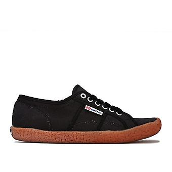 Women's Superga 2750 Cotu Classic Pumps in Black