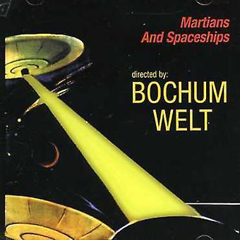 Bochum Welt - Maritans & Spaceships EP [CD] USA import