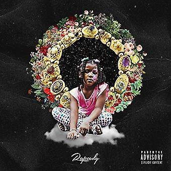 Rapsody - Laila's Wisdom [CD] USA import
