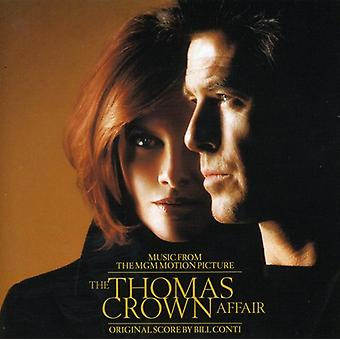 Various Artists - Thomas Crown Affair [CD] USA import