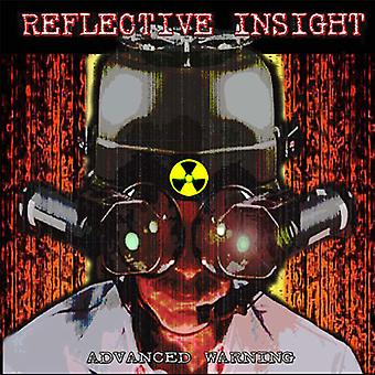Reflective Insight - Advanced Warning [CD] USA import