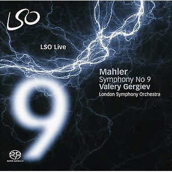 G. Mahler - Mahler: Symphony No. 9 [SACD] USA import