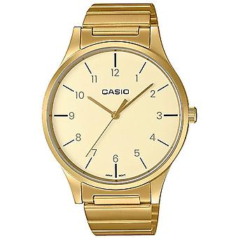 Casio Collection Watch LTP-E140GG-9BEF - Plated Stainless Steel Ladies Quartz Analogue