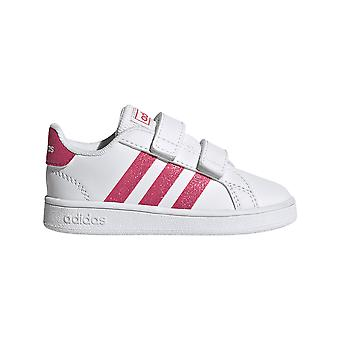 Adidas Grand Court Girls Shoes