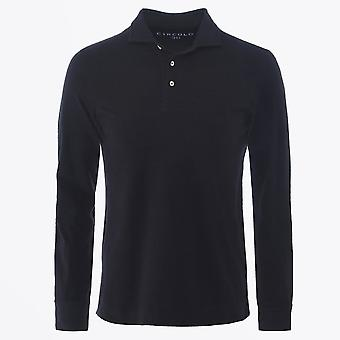 Circolo 1901  - Stretch Polo Shirt - Navy