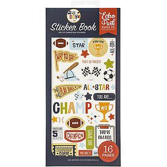 Echo Park All Boy Sticker Book