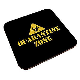 Karantene Zone Coaster