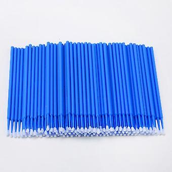 100pcs Tattoo Cotton Swab Lint Free Supplies Brush Micro Brushding Micro Brushes Applicator Tattoo Accessories For Makeup|tattoo Accesories|   - Aliexpress
