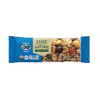 Bar of Dried Fruits with Red Cranberries Bio 1 bar of 40g