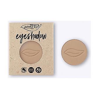 Ecological Eyeshadow Matte Beige 02 Refill 2,5 g (Beige)