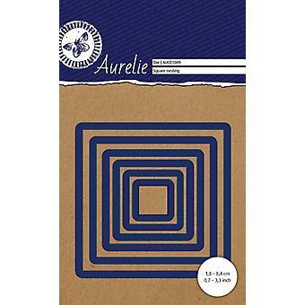 Aurelie Square Nesting Die