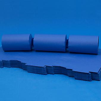 100 Blueberry Blue Make & Fill Your Own DIY Recycleable Cracker Boards - Bulk Kopen
