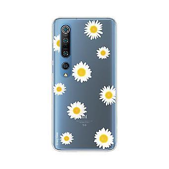 Schale für Xiaomi Mi 10 Pro Weich Marguerite