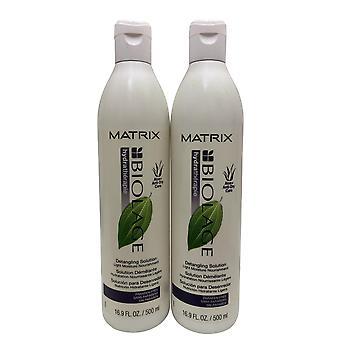Matrix Biolage Entwirrung Lösung Set 16,9 OZ jeder