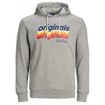 Jack & Jones Venture Sweat (lichtgrijs)