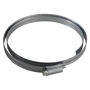 Jubilee 10.1/2in Zinc Protected Hose Clip 235 - 267mm (9.1/4 - 10.1/2in) JUB105