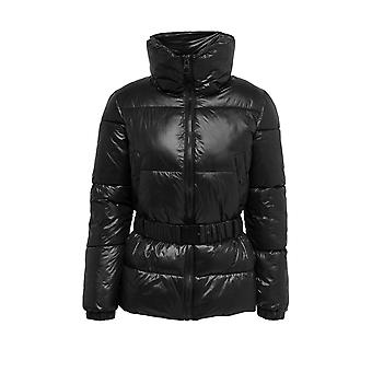 Only Women's Trixie Belted Puffer Jacket