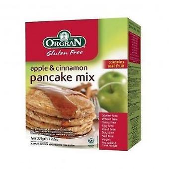 Orgran - Apple & Cinnamon Pancake Mix 375g