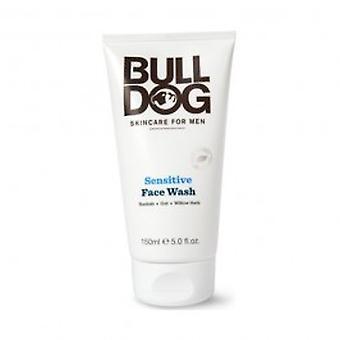 Bulldog - Sensitive Face Wash 150ml