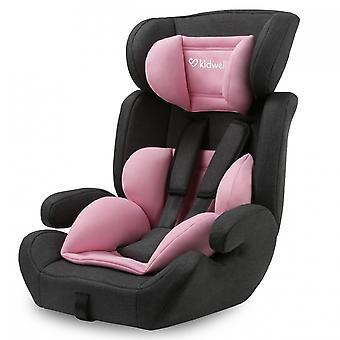 Autositz Mavi Gruppe 1 - 3 schwarz/rosa