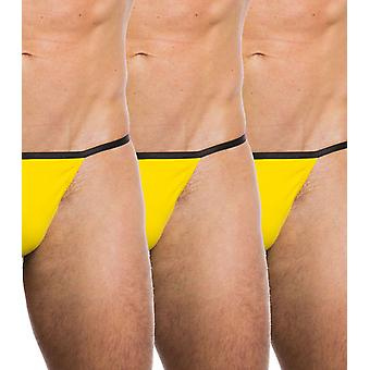 Oxford g-String Zitrone Multipack