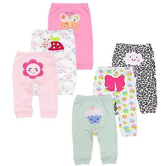 Baby Pants Cotton Autumn Leggings Mid Full Length Baby Trousers