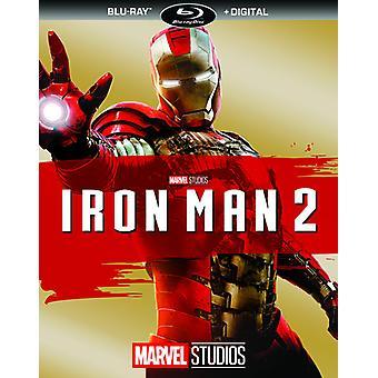 Iron Man 2 [Blu-ray] USA importeren