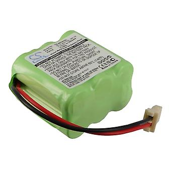 Battery for Dogtra 37AAAM6YMX BP-15 BP15RT DC-7 Transmitter 1100NC 1200 1600