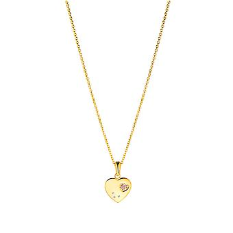 Princess Lillifee children necklace silver gold-colored heart girl 2029676