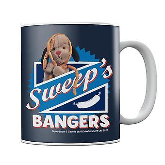 Sooty Sweeps Bangers Becher