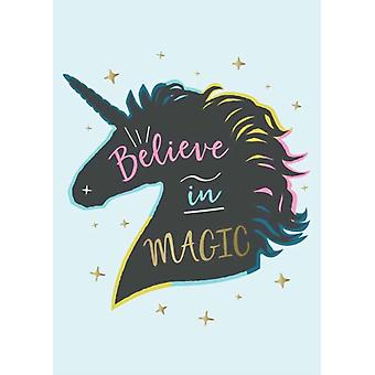 Unicorn Signature PopUp Card All Occasion by Insight Editions