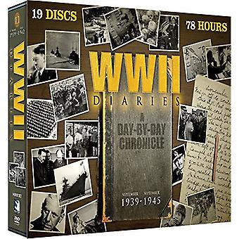WWII Diaries: Complete [DVD] USA import