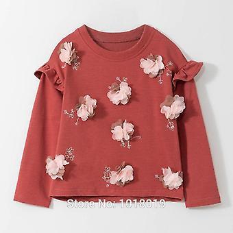 Meisjes Sweatshirt Tops, T Shirt Blouses, Hoodies Kids Baby Clothes