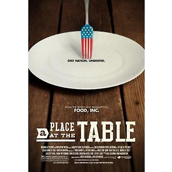 Place at the Table [DVD] USA import