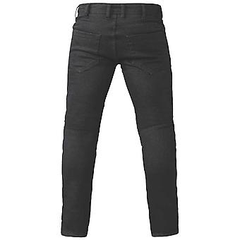 Duke Mens Claude Stretch Tapered Jeans