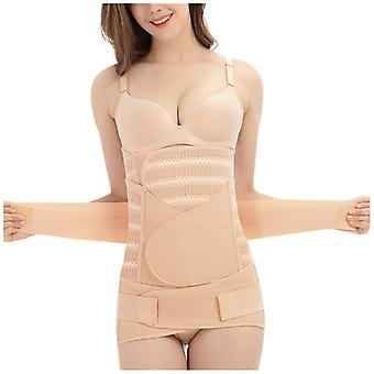 3 In 1 Postpartum Body Recovery Shapewear Belly/abdomen/pelvis Waist Belt