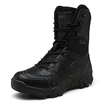 Military Leather Special Force Tactical Desert Combat Boots