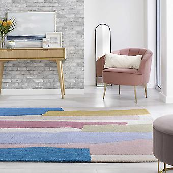 Zest Escala Abstract Rug In Multi