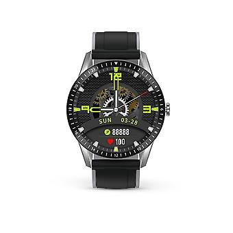 Mosso Moto - Smartwatch - Unisex - 32.5mm IPS Color Toch Display - SW003