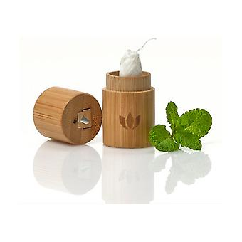 Dental Floss And Bamboo Case 1 unit
